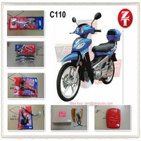 Hot!! Selling C110 motorcycle parts for South American mode