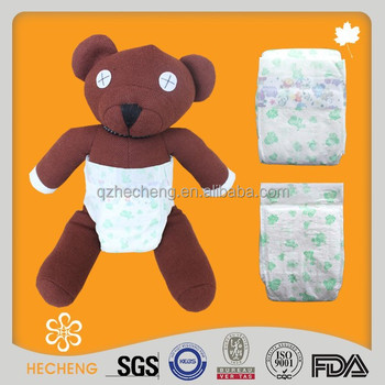 Good Quality Adult Baby Diaper Stock Diaper Baby