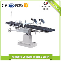 Price manual operating table novelty products for sell