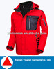 2014 men casual racing wind quilted jacket