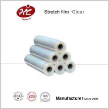 (Elfer) Transparent Clear stretch film manual wrapping film