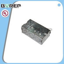 YGC-023 Manufacturer high precision electrical junction boxes metal