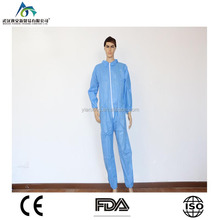 Non woven sterile disposable surgical gown/SMS isolation gown for hospital
