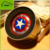 USA Captain America Finger gyroscope Spinner Fidget Captain America Hand Fidget spinners Alluminum Alloy Captain America spinner