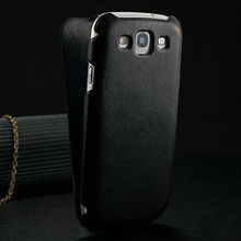 business leather original mobile phone flip case for samsung galaxy s3