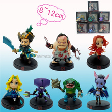 Hot Selling Wholesale Custom DOTA 2 Anime Figure