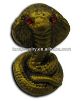 Chinese fengshui Snake craft, snake figurine ,resin sculpture