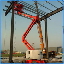 Looking for diesel engine articulated booms lift agent representative