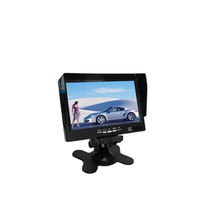 7-inch Headrest Color LCD Car Monitor
