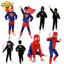 Popular Children's Halloween Costumes Superhero Themed Costumes