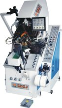HOT CEMENTING 9 PINCERS TOE LASTING MACHINE