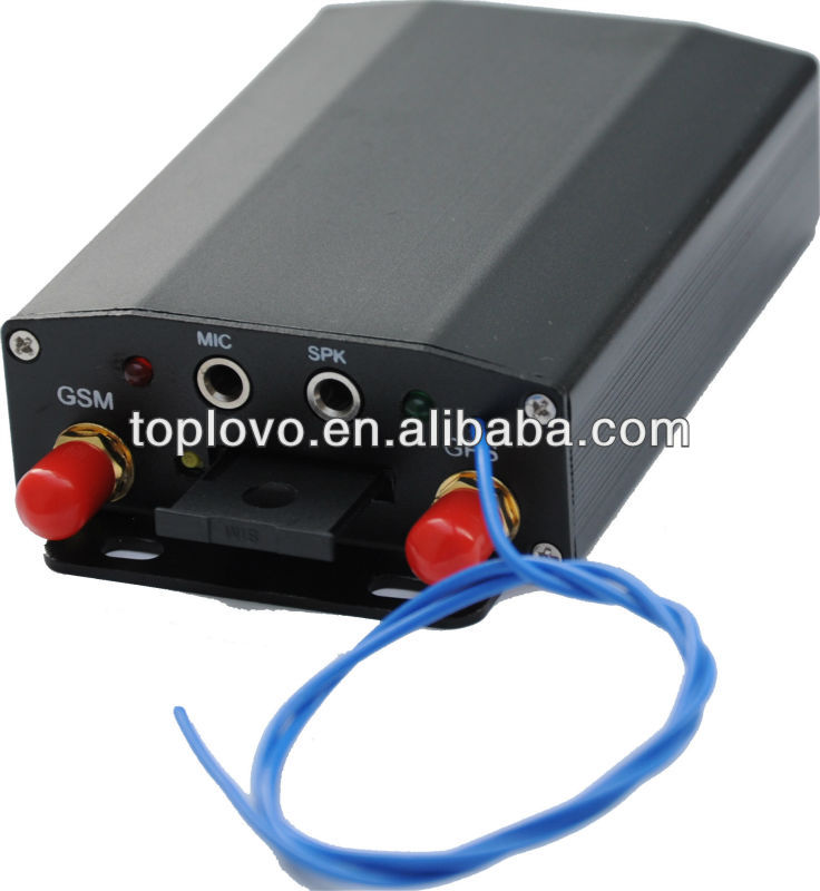 TopLovo TL-208 GPS CAR Tracker with Remote Ignition Function and Optional ODB2