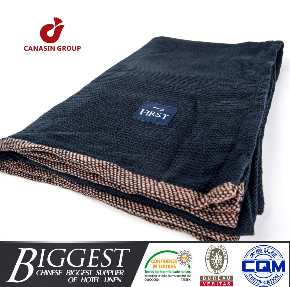 anti-pilling softtextile airline blanket