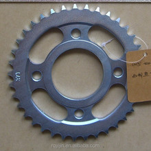 High quality motorcycle chain sprocket price
