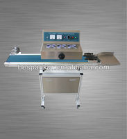 stand type continuous blood bag sealer