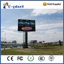 Hot Big Advertising Billboard price P6 P8 P10 P16 Indoor Outdoor LED screen display/led marquee signs