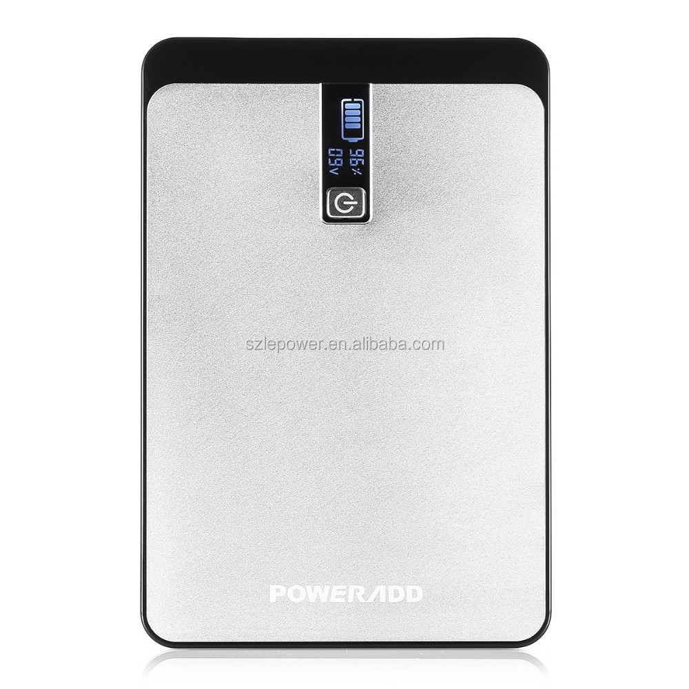 Shenzhen High Capacity Battery Poweradd Pilot Pro2 23000mAh Portable Charger Power Bank