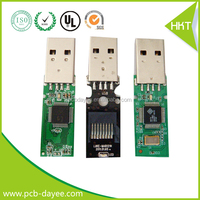 precise usb mp3 player circuit board assembly in china