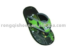 2010 Latest Cool EVA Kid's Slipper