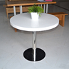 Top End restaurant solid surface dining table