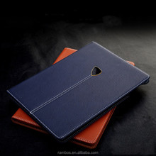Custom MADE Folding Tablet PC Leather Wallet Cover Stand Case with Card Holder for iPad Air for iPad 5