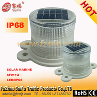 factory price with best quality IP68 SOLAR LED revolving security light