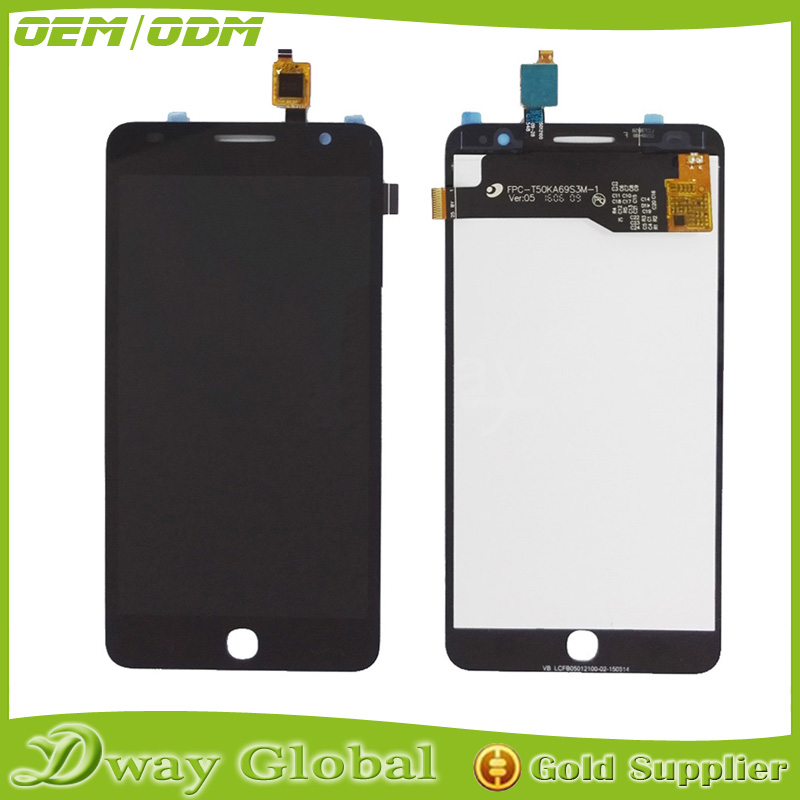 Mobile phone touch screen Digitizer Panel Front Glass Lens for Alcatel One Touch Pop Star 3G OT5022 5022 5022X/D LCD Display