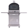 BBQ meat smoker machine(DPOA) GARDENSUN 16,000BTU with CE,CSA,AGA,ISO