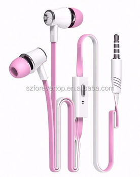 Stereo earphones In-Ear Earphones bluetooth earphone for car