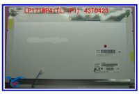 laptop LCD Screen panel for LP171WP4 (TL)(P1) 17 inch LCD Matte 42T0514 apply to W700/W701