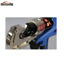 Manual Battery Powered Hydraulic Cable Lug Crimping Tool