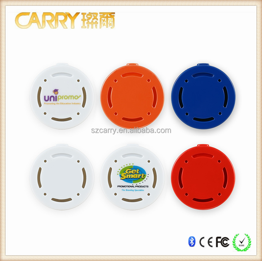 Android IOS mobile Phone rechargeable Button battery bluetooth anti-lost alarm with sos function