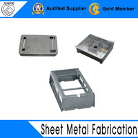 Stamping customized sheet metal fabrication tools