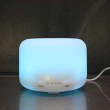 Hot Sell 5V USB Electric Aroma Diffuser Humidifier With Led Light