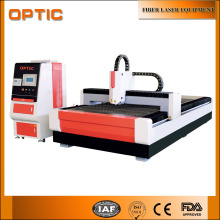 IPG 1000W 2000W pipe and metal sheet fiber Laser Cutting Machine for stainless steel carbon steel