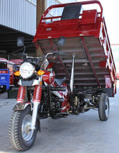 150cc-200cc displacment Motorized Driving Type and Cargo Use For tricycle