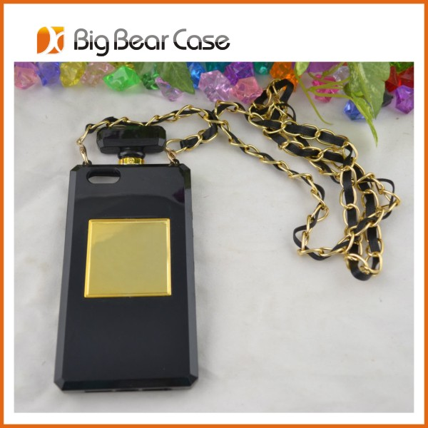 perfume bottle phone case for iphone 5/ 5s