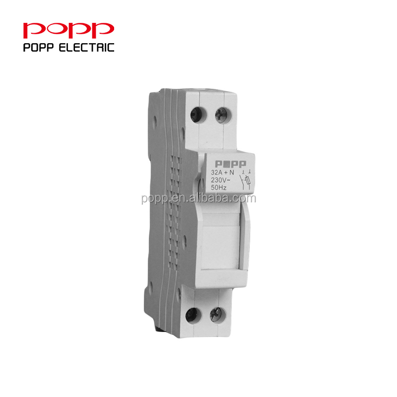 product 2P 16-63a rcd Residual Current Circuit Breaker FUSE