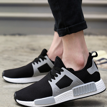 2017 new men's shoes spring men's casual shoes Korean students running shoes tide men's casual shoes