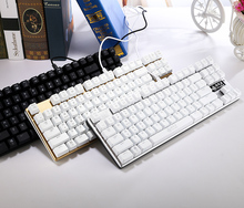 Latest Floating Keys Mechanical Gamingn Computer Keyboard With PBT Keycap