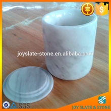 Modern marble cup/candlestick holder/heat resistant candle jar