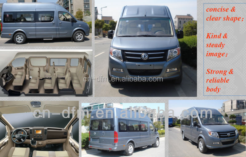 EXCELLENT Dongfeng China family 7seats cars luxury MPV