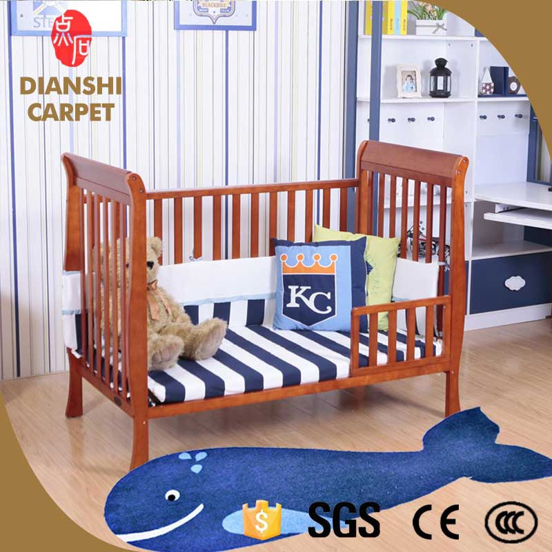 Special Design Wholesale Acrylic Area Rugs Kids Soft Funny Carpet