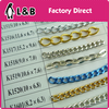 Aluminum Link Chain For Luxurious Bag