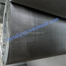 Stainless Steel Crimped 304 / stainless steel wire braided mesh