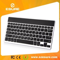 Aluminum cover bluetooth keyboard for samsung galaxy note 10.1