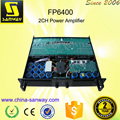 FP-6400 2CH Switching Power Amplifier Professional Audio