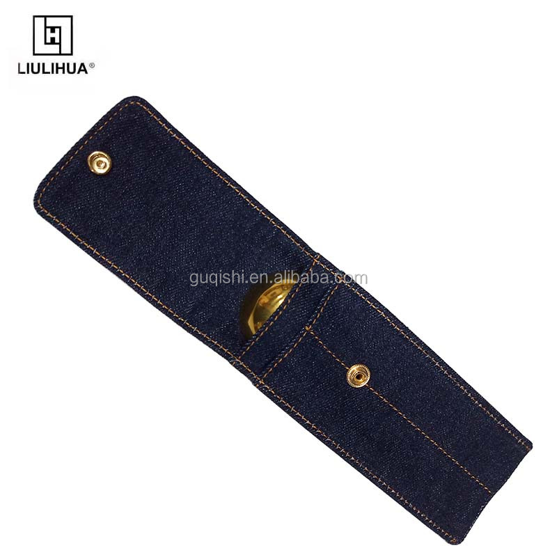 Fashion High Quality pen holder pocket for business man pencil bag