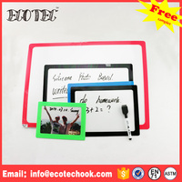 White board pen for loverly plastic write board with kids erasable
