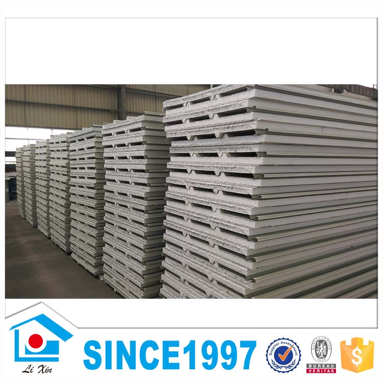 Competitive m2 Price Low Cost Bungalow Prefab House Use eps Sandwich Panel